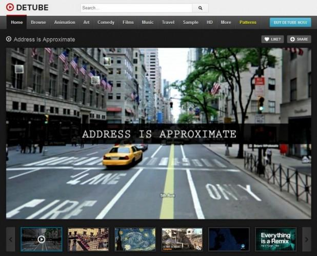 detube-video-wordpress-theme