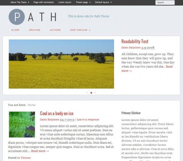 path-wordpress