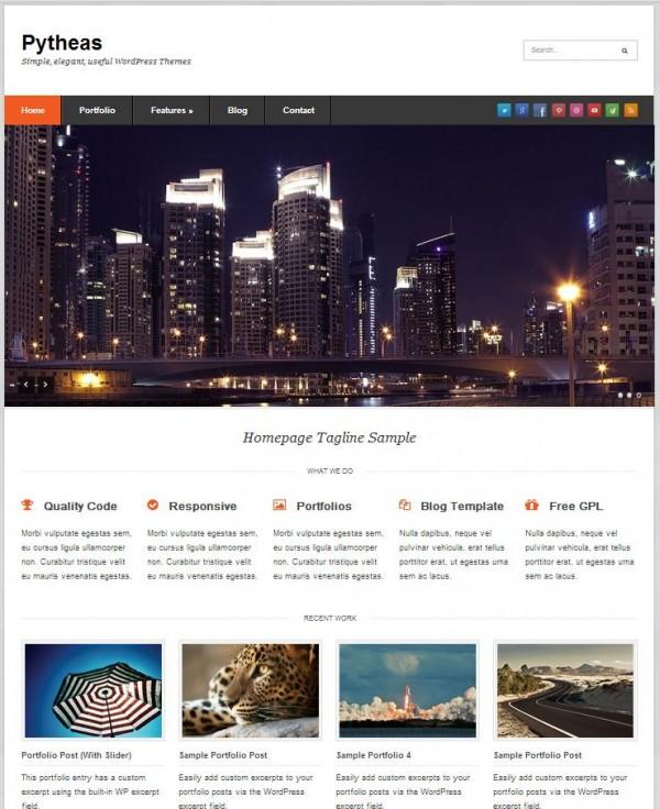 pytheas-wordpress