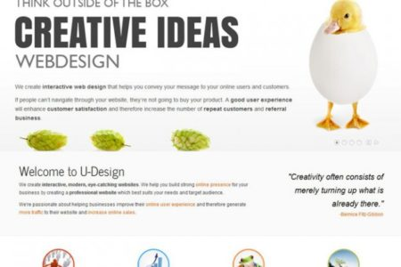 UDesign-wordpress-themeforest