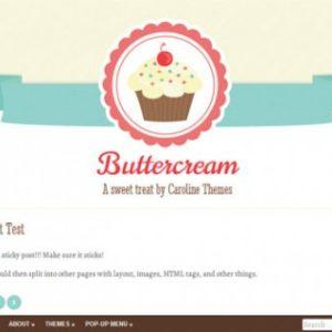 buttercream-worpress-responsive