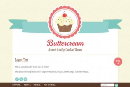 buttercream-worpress-responsive