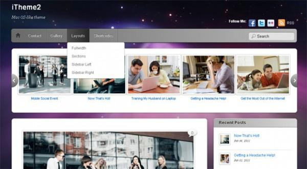 itheme-2-wordpress-theme
