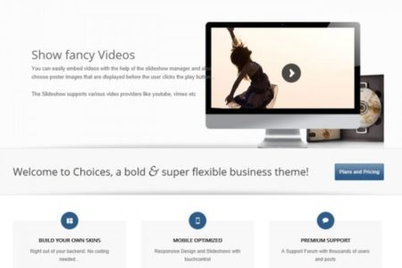 theme-wordpress-choices-responsive