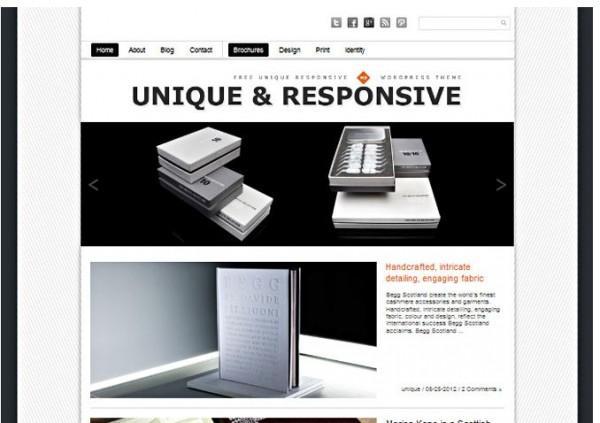 unique-wordpress-theme
