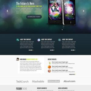 wordpress-elegant-theme-fusion