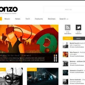 gonzo-wordpress-theme