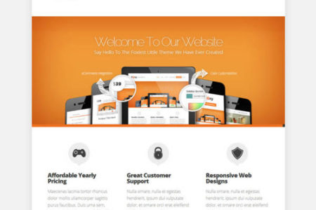 foxy-wordpress-theme