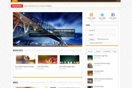 sahifa-wordpress theme