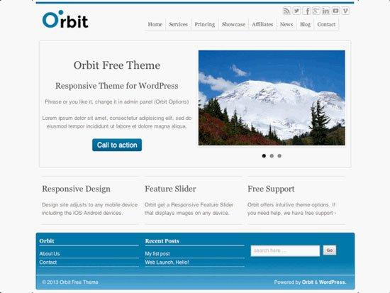 orbit-wordpress-theme