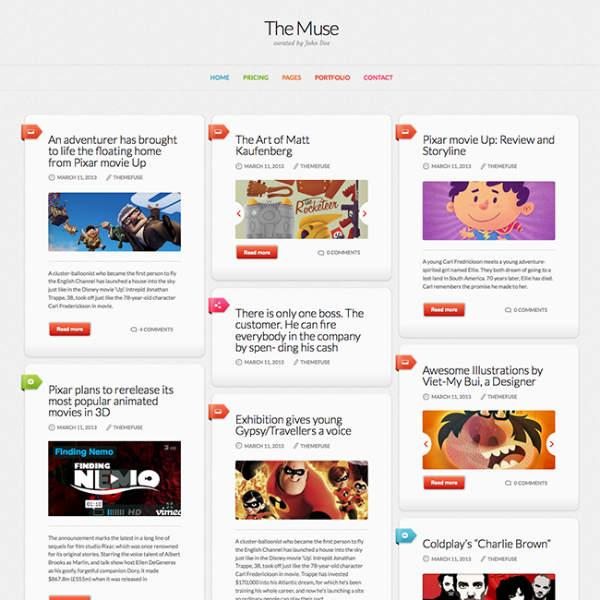 the-muse-wordpress-theme
