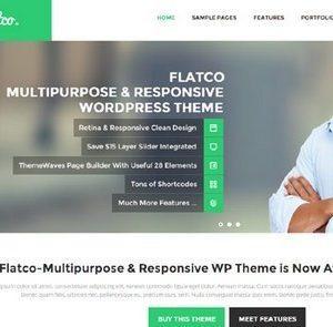 Flatco-WordPress-Theme