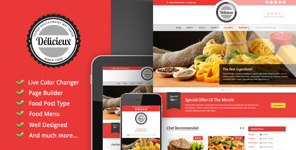 delicieux-wordpress-theme