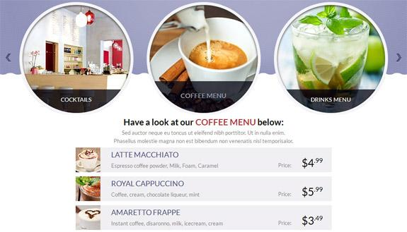 Coffee-Lounge-WordPress-Theme