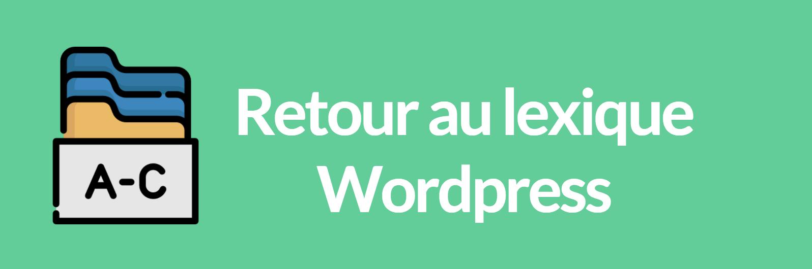 lexique-wordpress