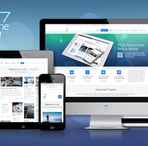 theme-wordpress-the7