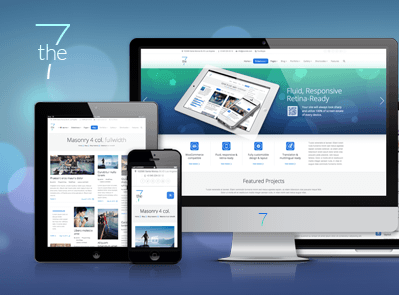 theme-wordpress-the7