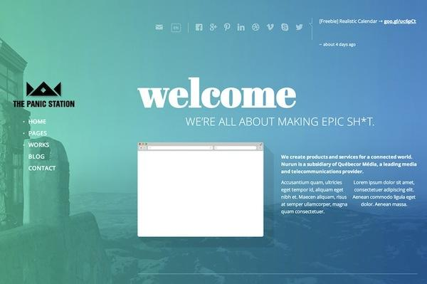 theme-wordpress-PanicStation