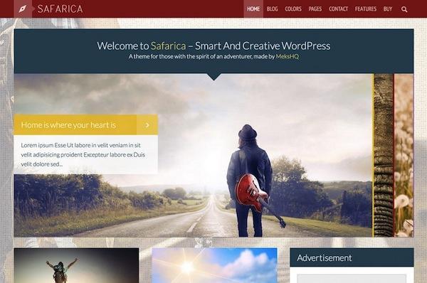 theme-wordpress-Safarica
