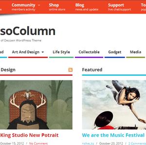 theme-wordpress-mesocolumn