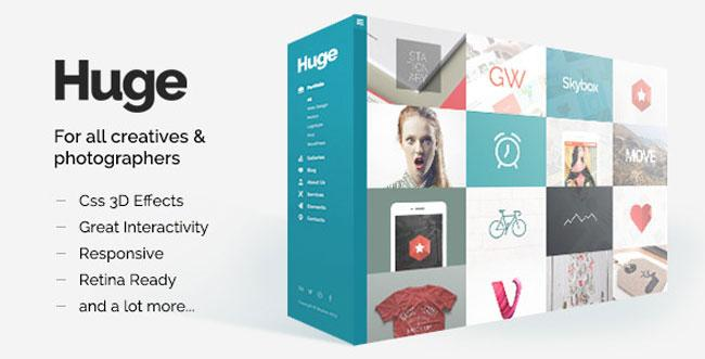 Huge-WordPress-Theme