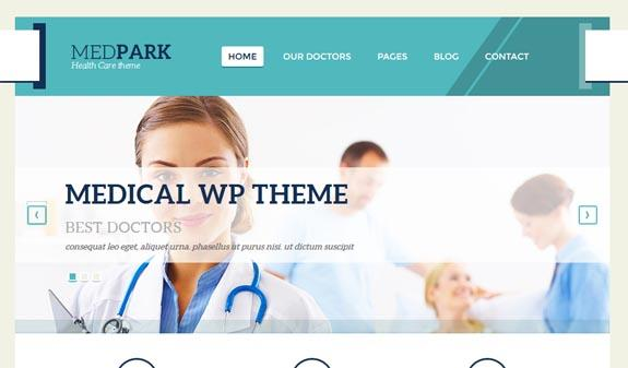MedPark-theme-wordpress