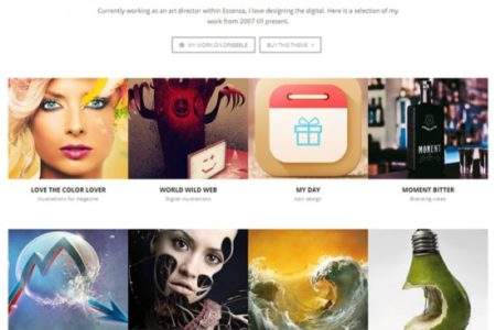 essenza-wordpress-theme
