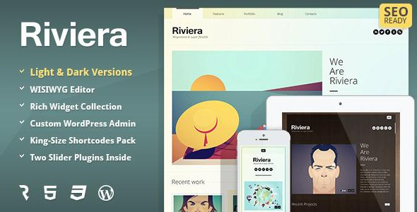 riviera-wordpress-theme