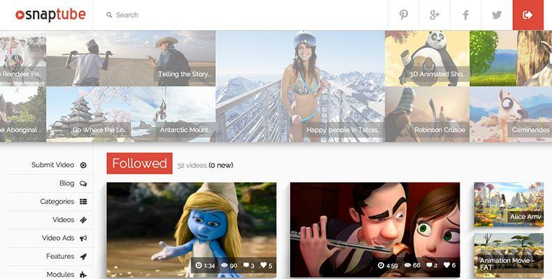 Les meilleurs thèmes WordPress vidéos