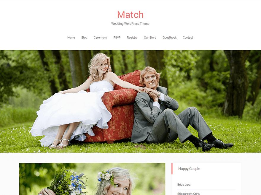 match-wordpress-theme