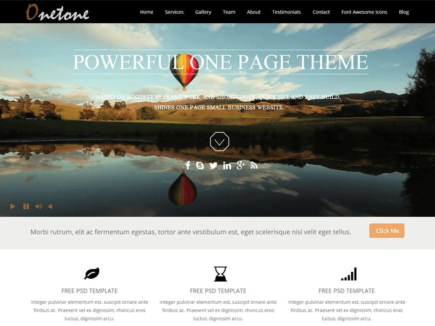 onetone-wordpress-theme