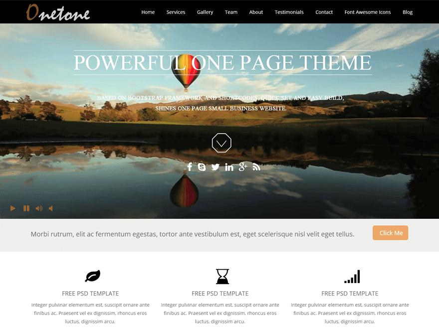 onetone-wordpress-theme