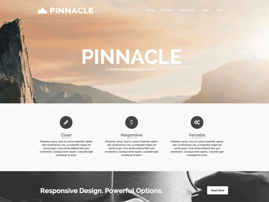 pinnacle-wordpress-theme