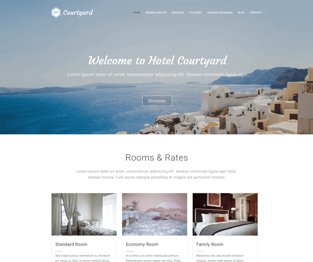 courtyard_theme-gratuit-wordpress