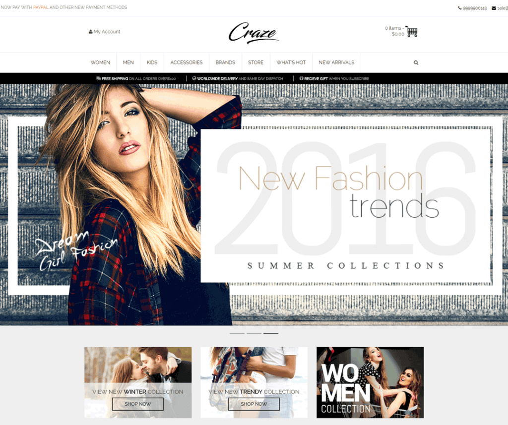 craze_theme_wordpress_gratuit