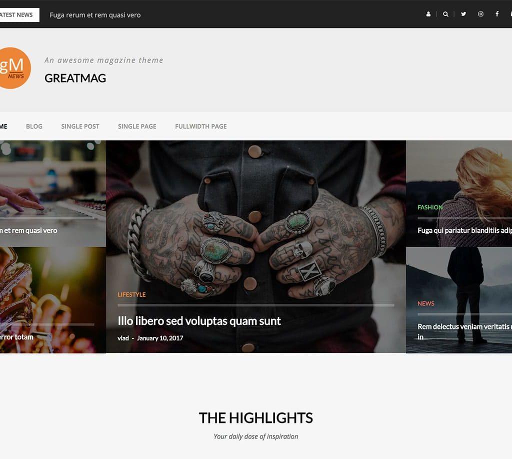 greatmag_theme_gratuit_wordress