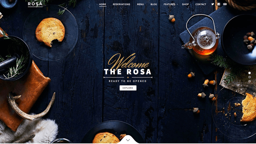 rosa-wordpress-theme-restaurant