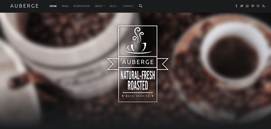 auberge-wordpress-theme-restaurant