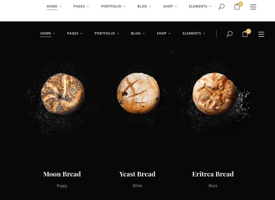 Les meilleurs thèmes WordPress Boulangerie et Patisserie