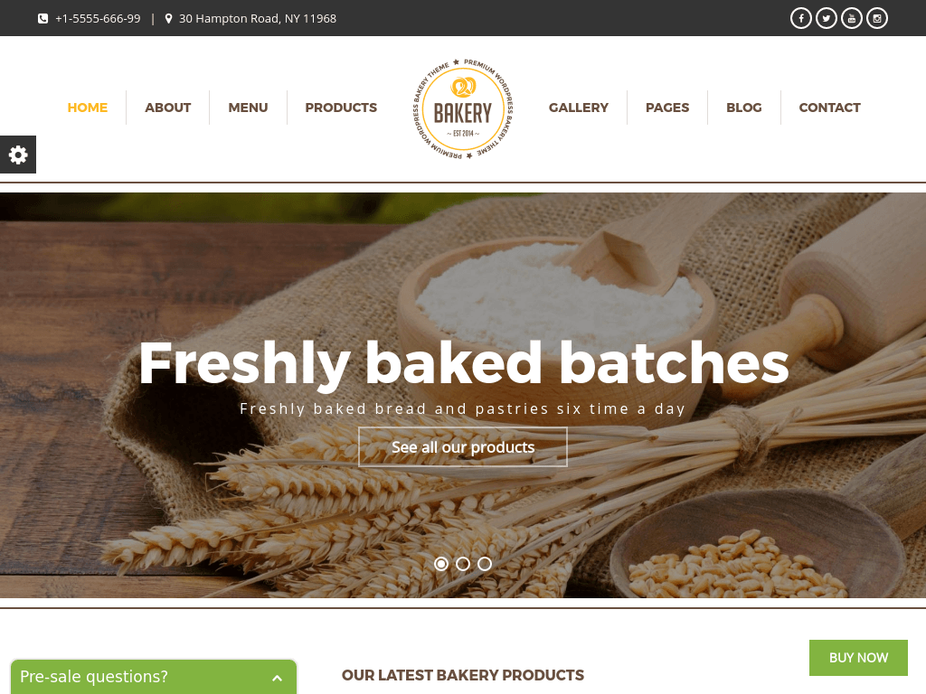 bakery-wordpress-theme
