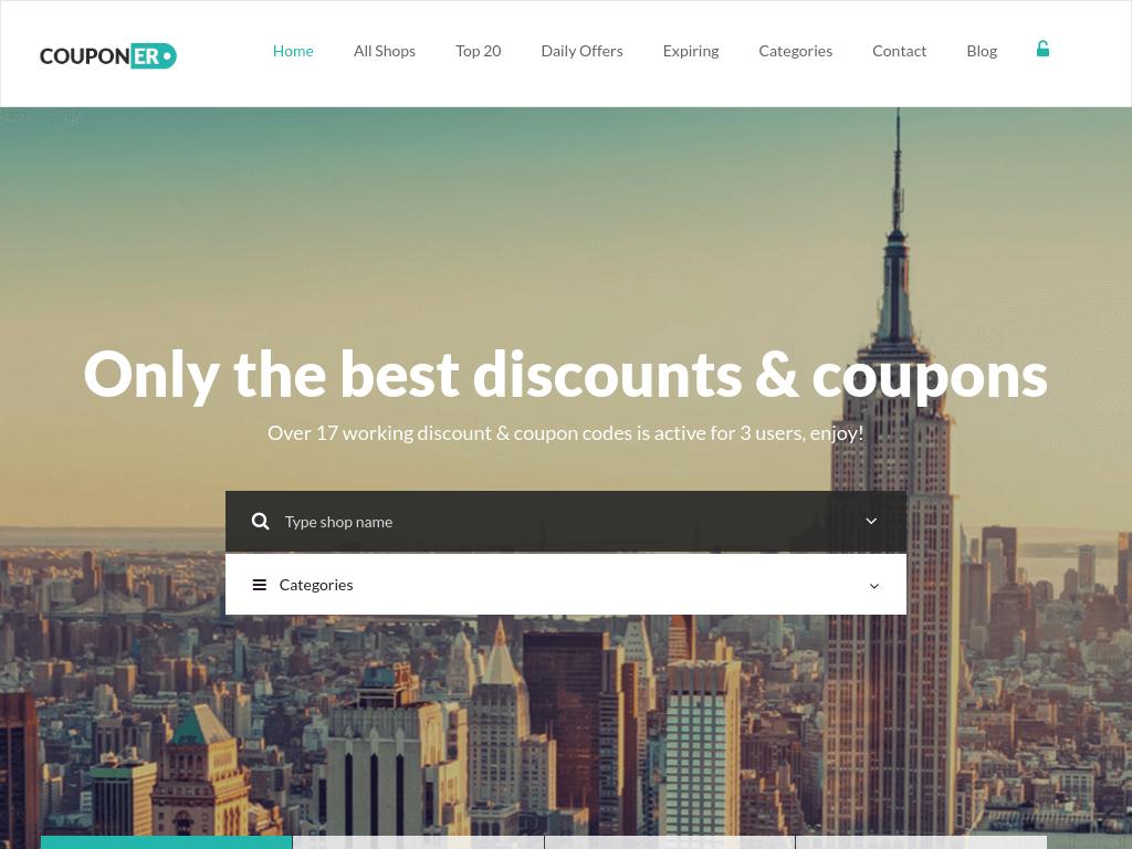 couponer-wordpress-theme