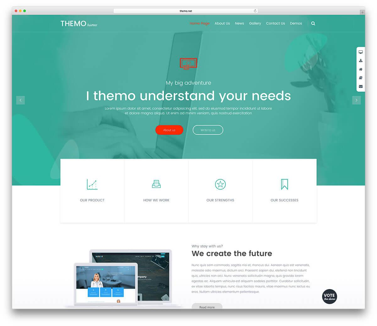 themo-wordpress-theme