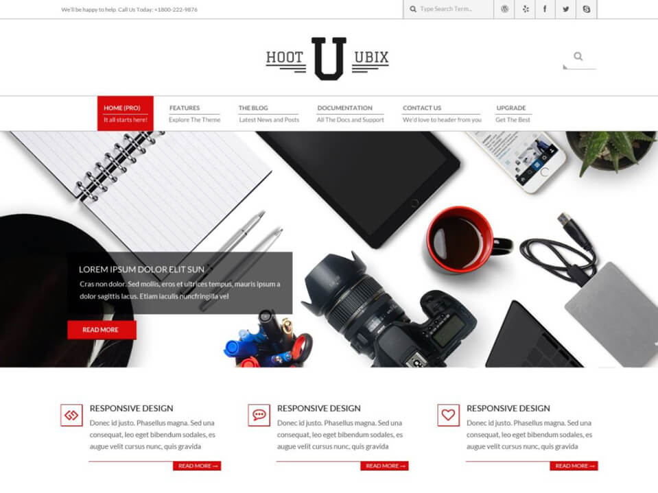 hoot-ubix-theme-wordpress