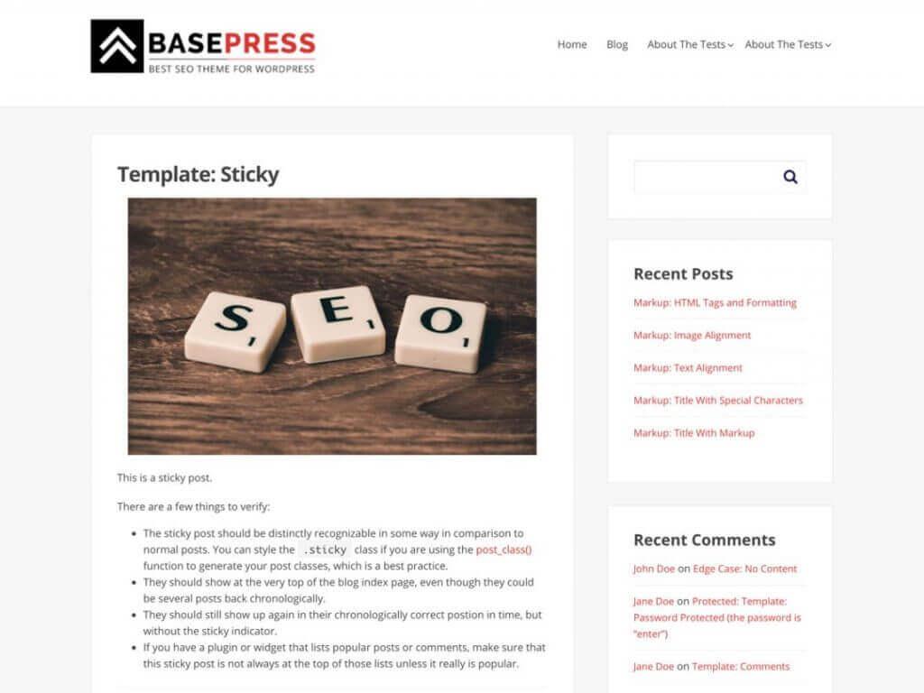 basepress-theme-wordpress
