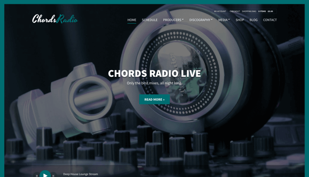 chords-wordpress-theme