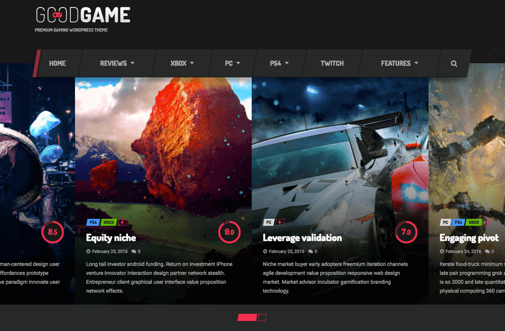 goodgame-wordpress-theme