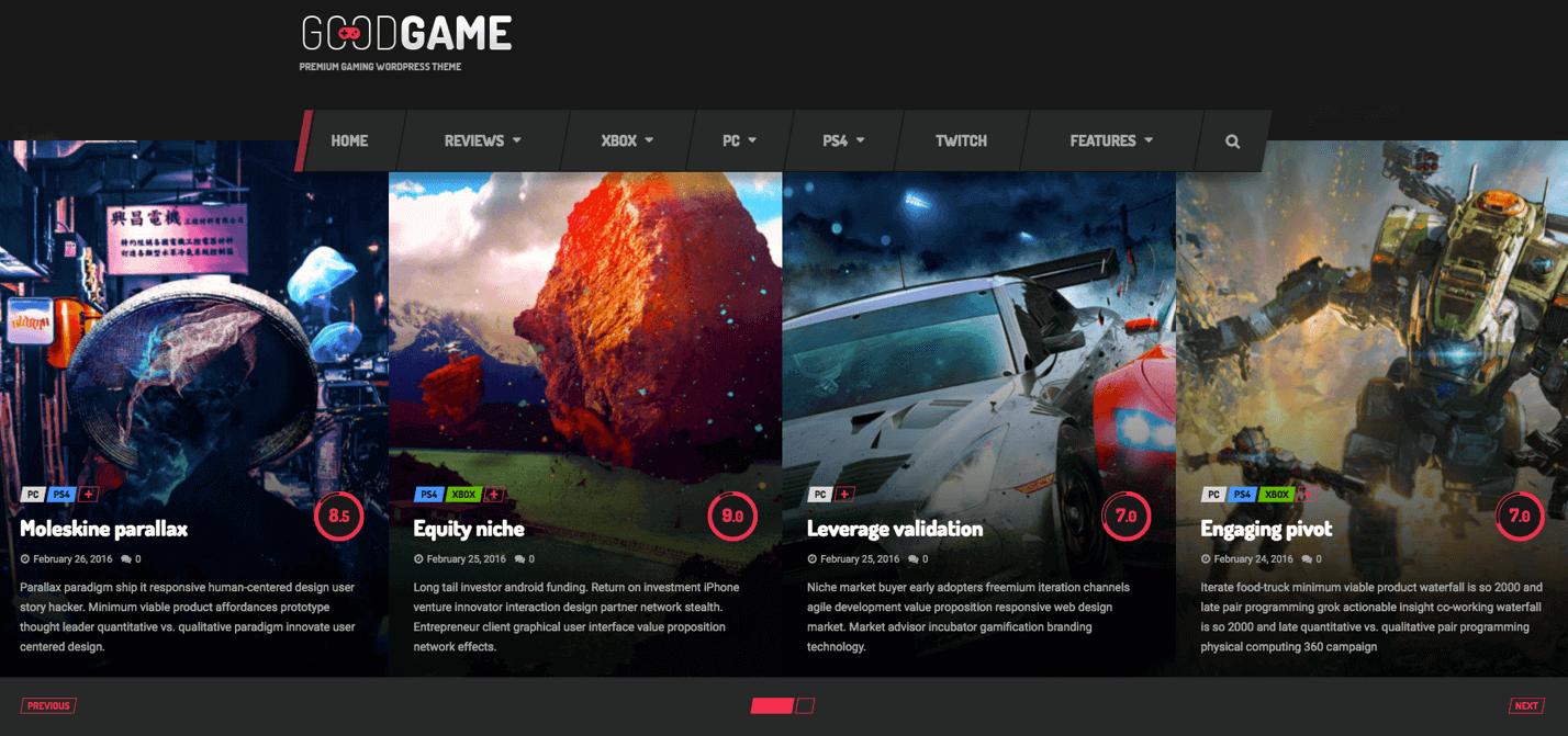 goodgame-wordpress-theme