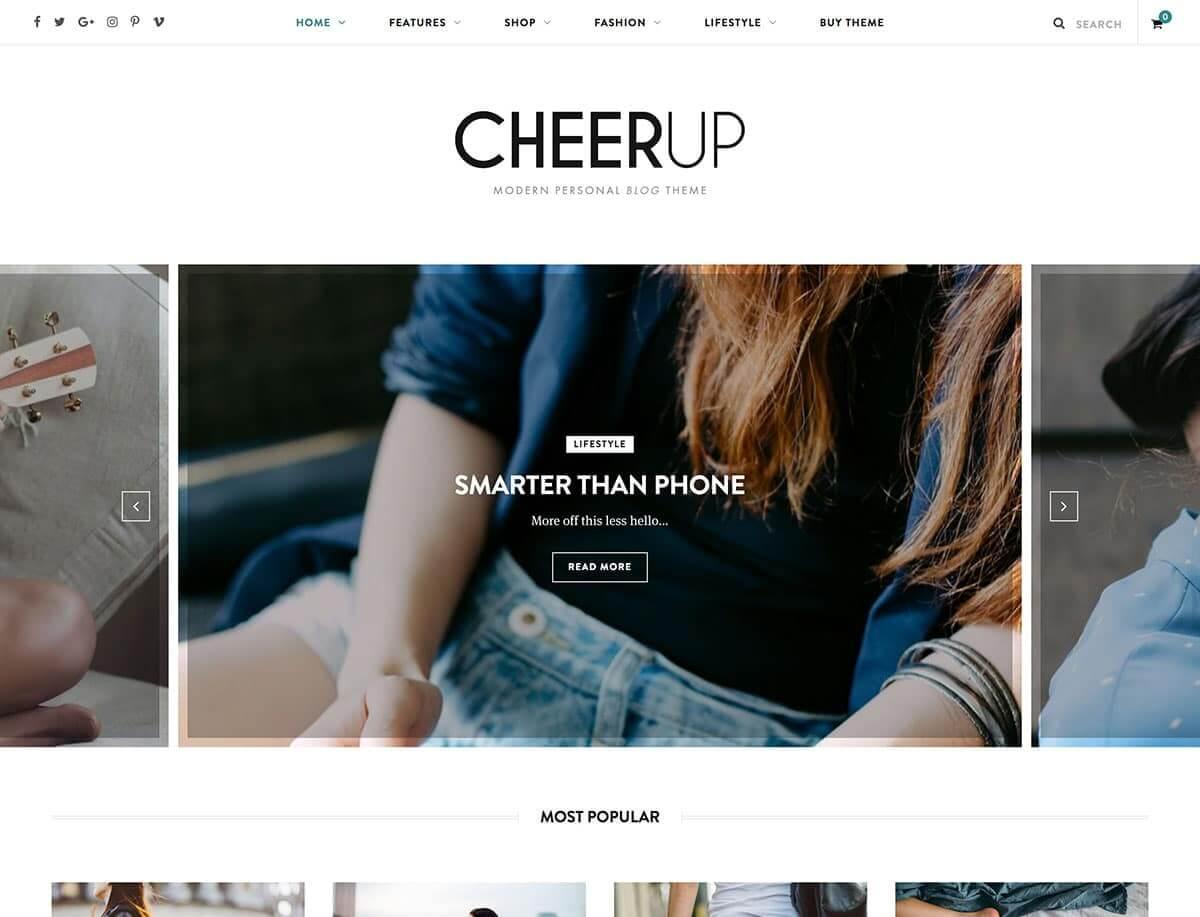 theme-wordpress-cheerup