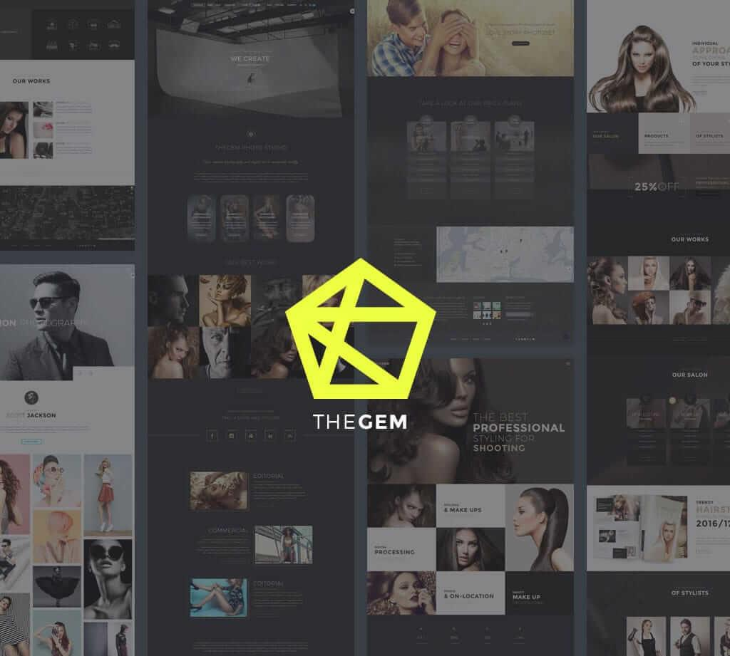theme-wordpress-the-gem