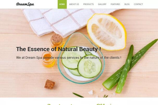 theme-wp-dream-spa